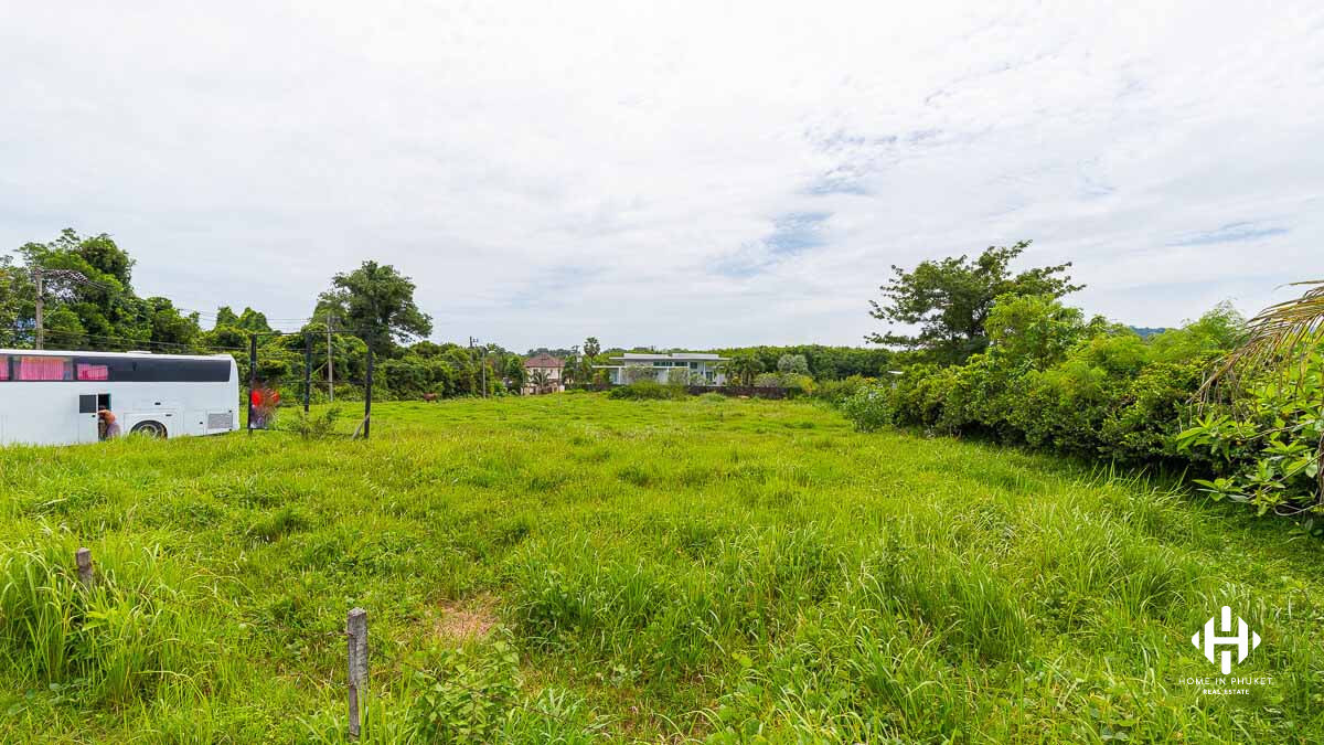 Land Plot in Thalang
