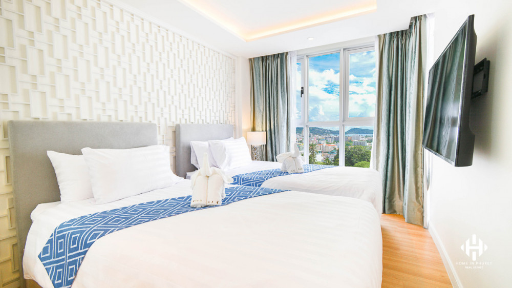 Ultimate Sea View Condo in Patong