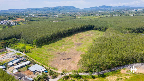 Large land plot in Bangjo