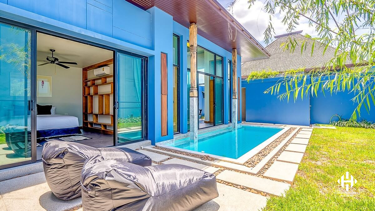 Boutique Pool Villa in Cherngtalay