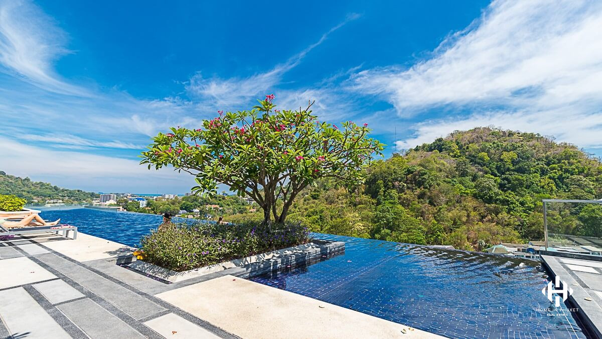 The perfect value 1Bed Condo in Phuket Town