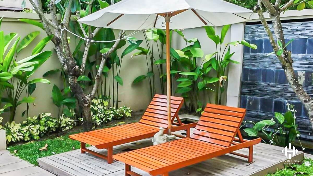 Fully Furnished Pool Villa in Bangtao