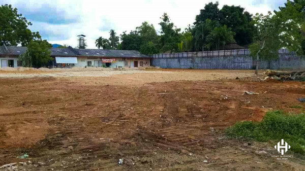 Flat Land Plot in Chalong