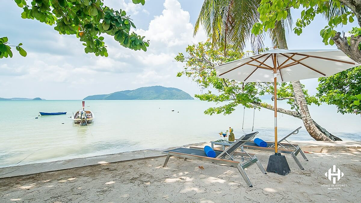 Beachfront Resort Condos in Rawai