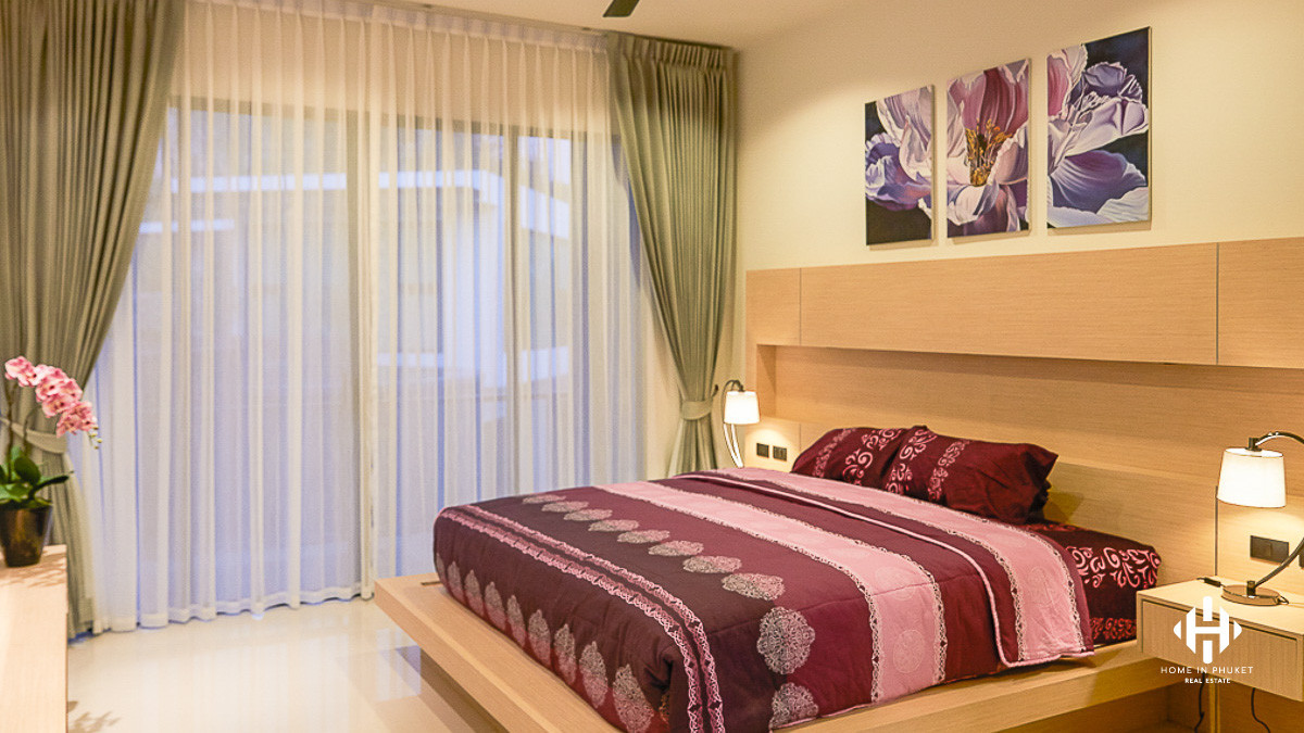 Spacious Luxury Apartments in Rawai