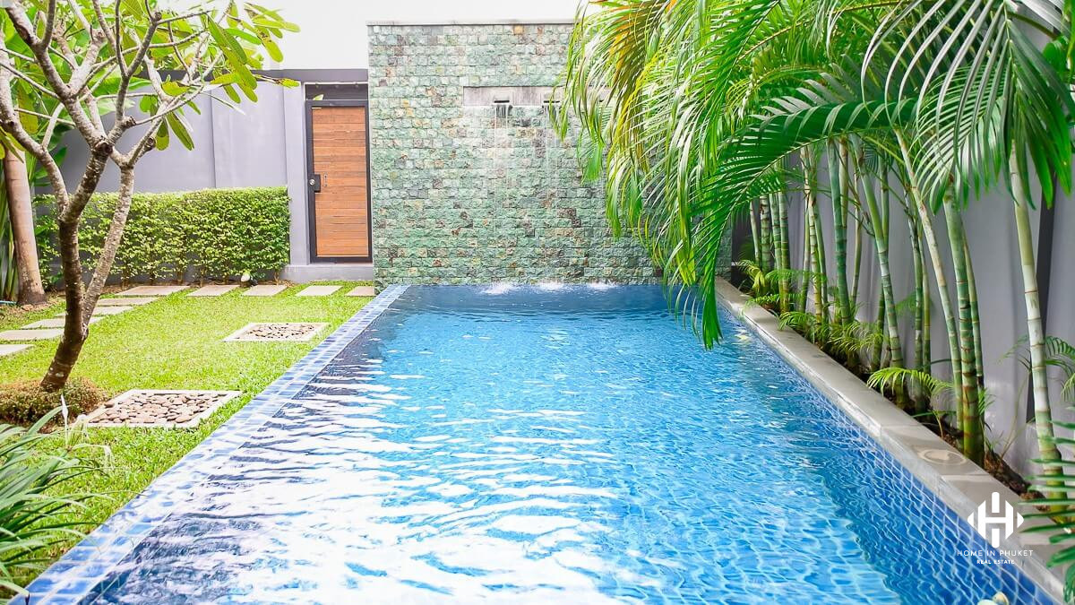 Gorgeous 2 Beds Pool VIlla in Rawai