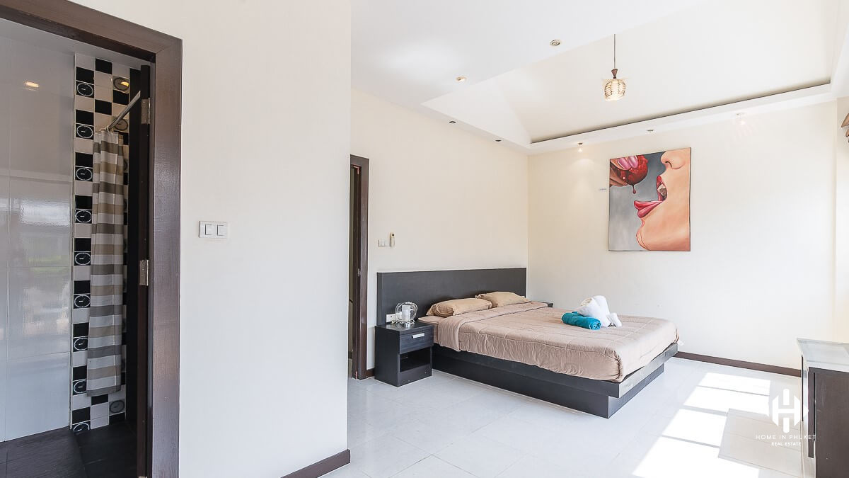 Spacious 3 Beds Detached House in Cherngtalay
