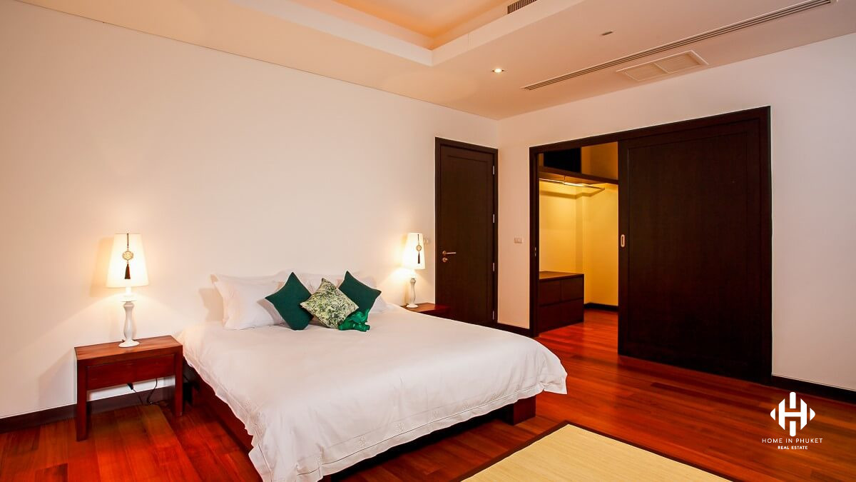 Luxury Condo with Private Pool in Bangtao