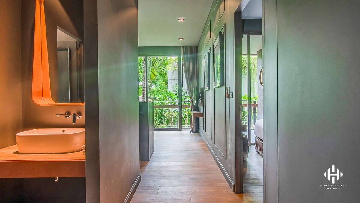 Spacious 2-Bed Freehold Condo in Rawai
