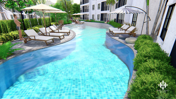 Modernistic Condo near Rawai Beach