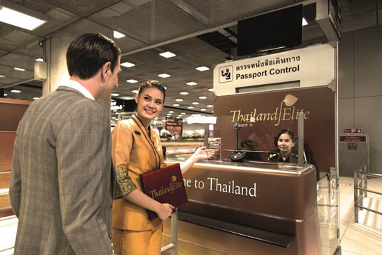 What are the Benefits of the Thai Elite Visa?