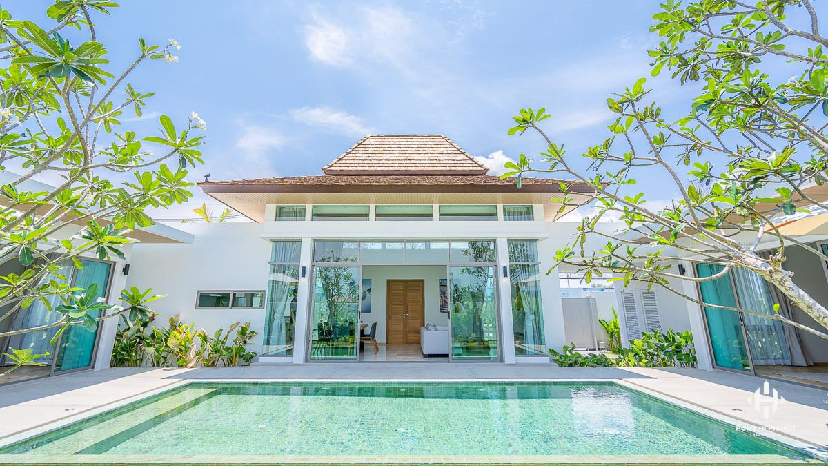Luxurious Asian-stye Villas in Cherng Talay