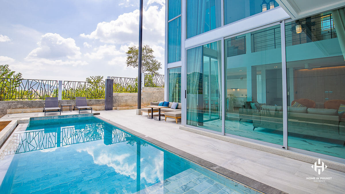 3 Bed Pool Villa in Cherngtalay