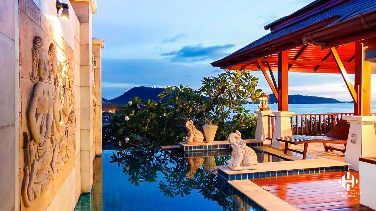 Elysium Villa with Patong Sea View
