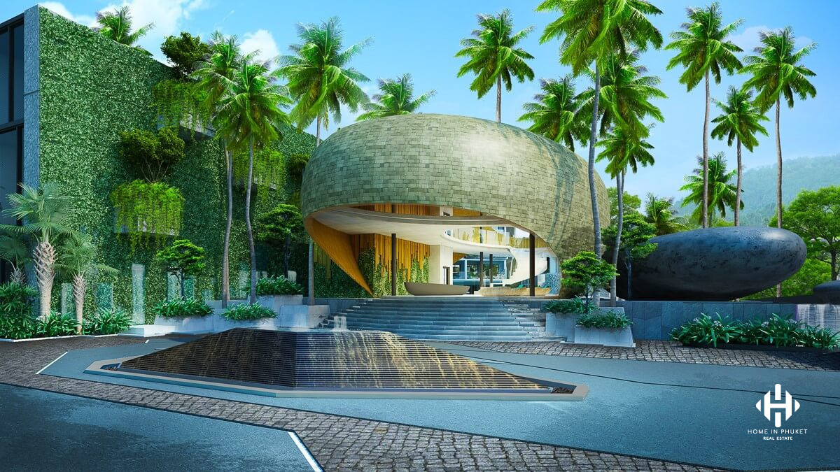 Hotel-Managed Residences at Nai Harn Lake