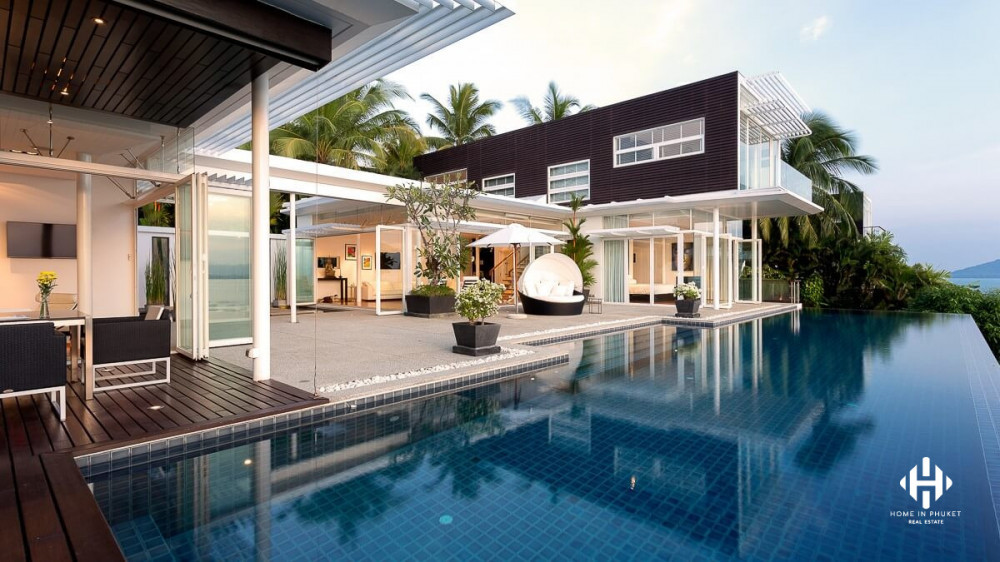 Tropical Luxury Private Pool Villa at Cape Yamu