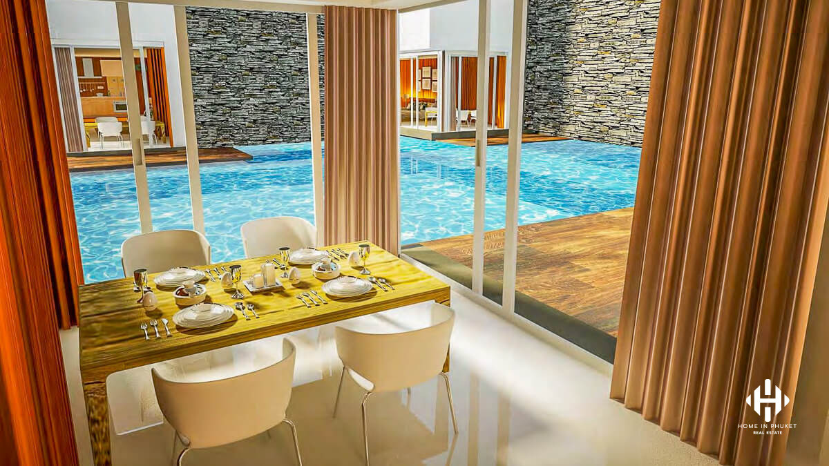 3 Beaches View Condo in Patong