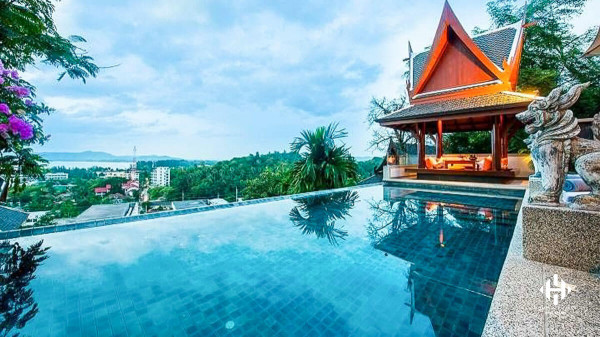 Siamese Luxury Villa on Surin Hill