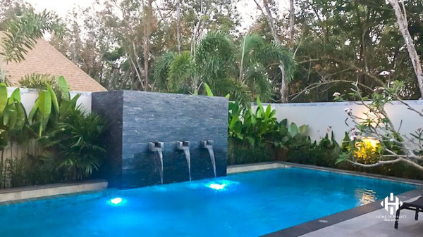 Tropical Pool Villas near Rawai
