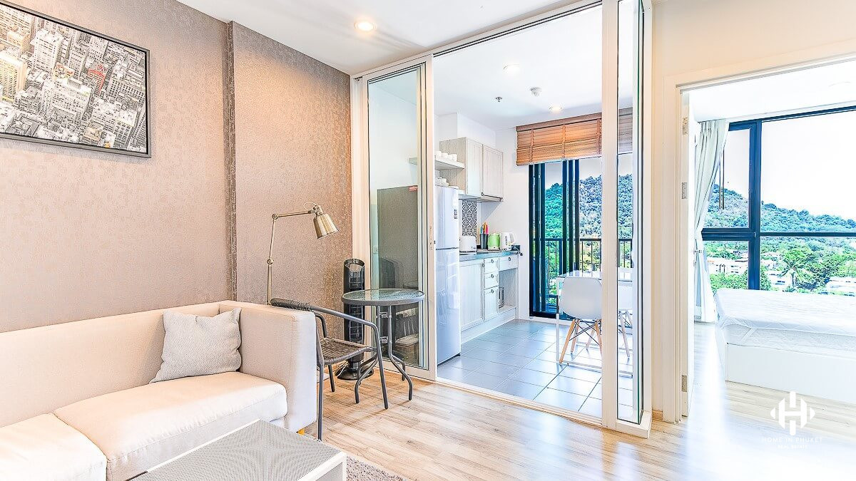 One-Bedroom Condo in Phuket Town