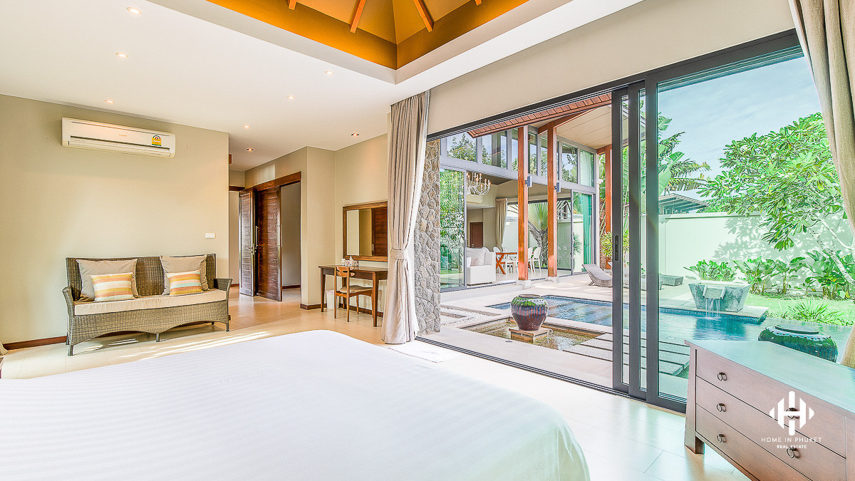 Stylish Pool Villas in Cherngtalay