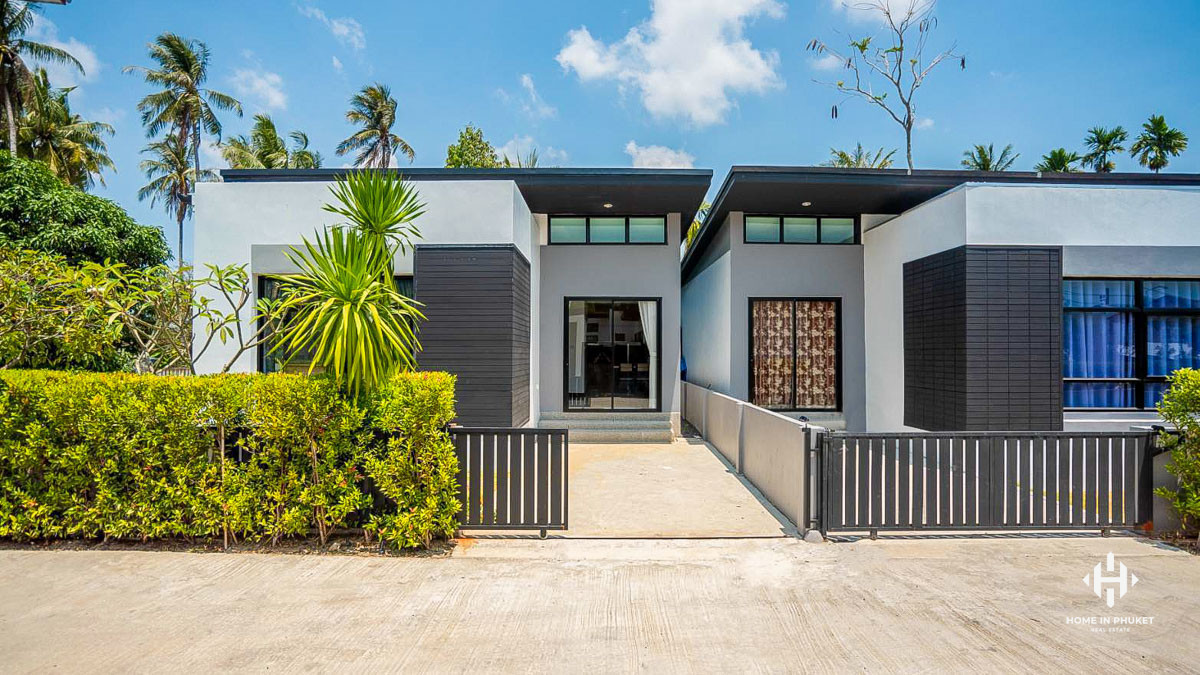 Detached 2 Bedroom House in Cherngtalay