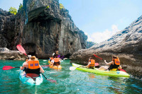 Sea Kayaking with John Gray