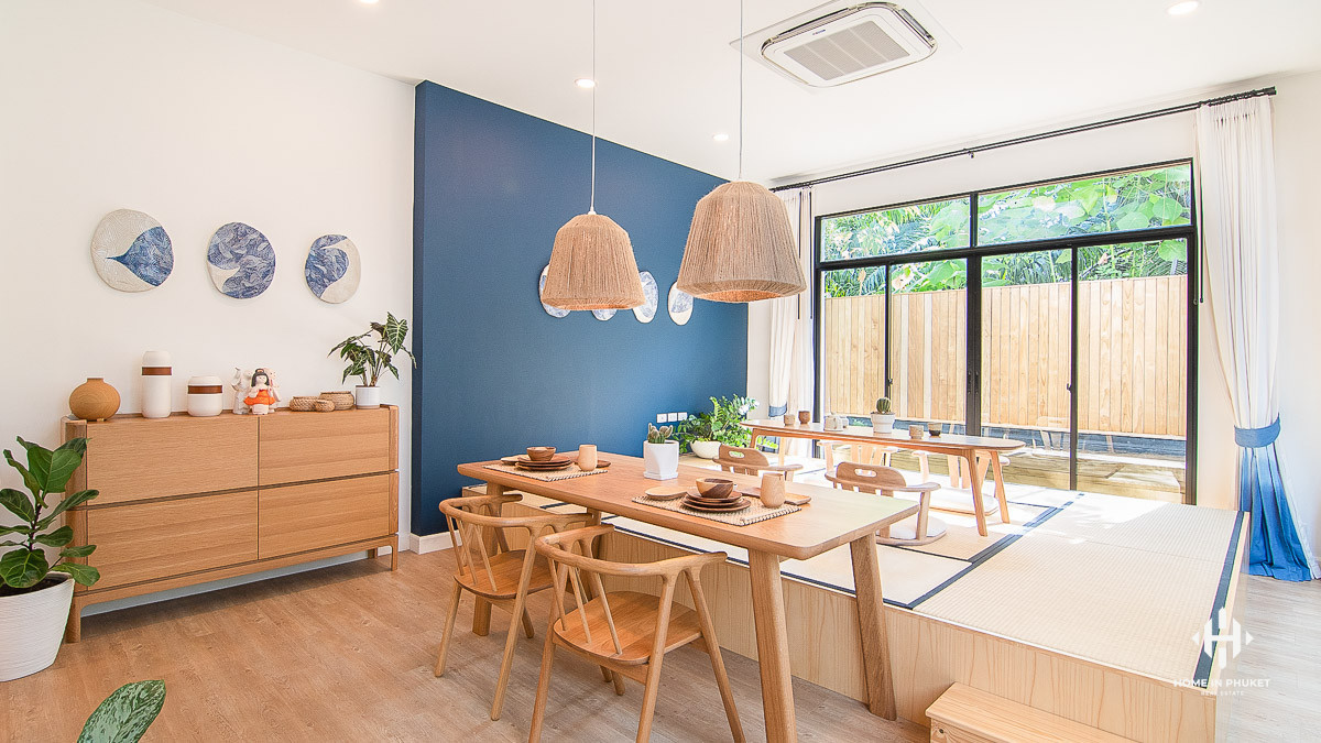 Japanese-style Loft Style Homes in Chalong