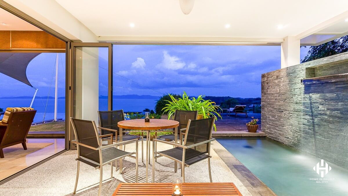 Stunning 6-Bed Villa in Ao Por with Sea View