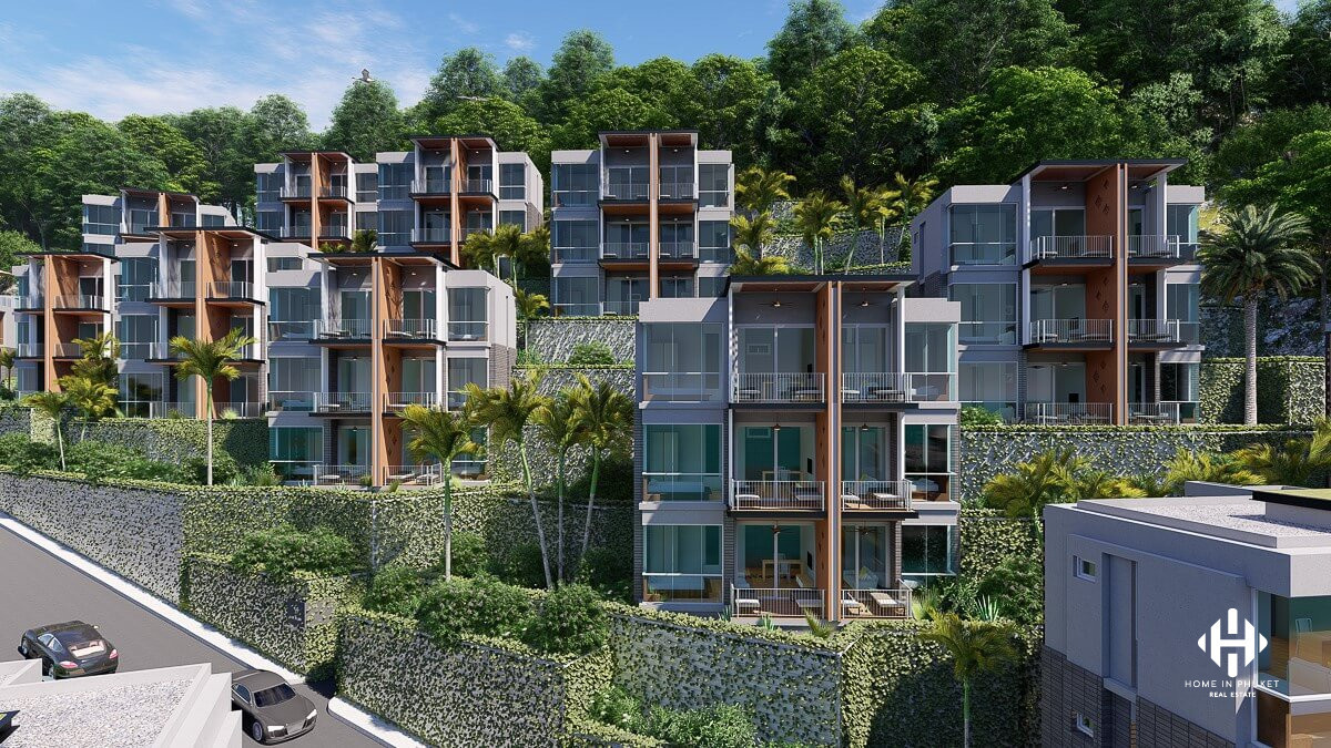 Beachfront Condos in Nai Yang