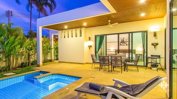 Cozy Pool Villa close to Rawai Beach