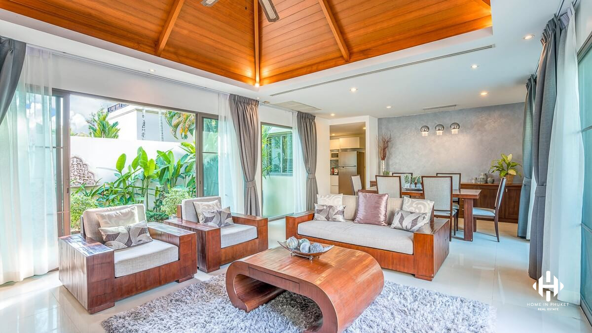 Tranquil Luxurious Balinese Pool Villa in Layan