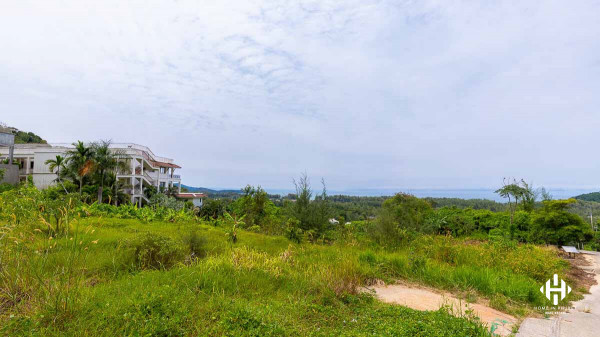 Sea View Land Plot at Layan