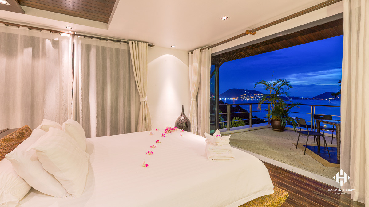 Two Adjacent Private Pool Villa with Kalim View