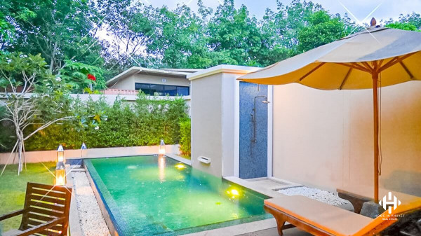 2-Bedroom Pool Villa in Cherngtalay