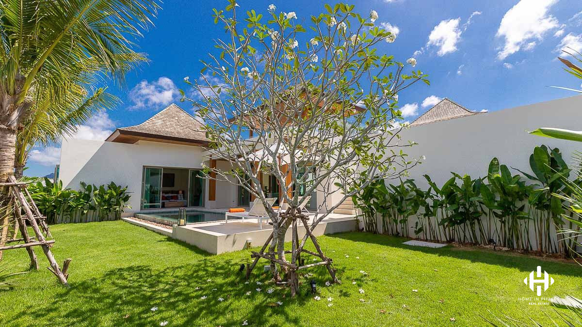 Simply spectacular villas in Cherngtalay