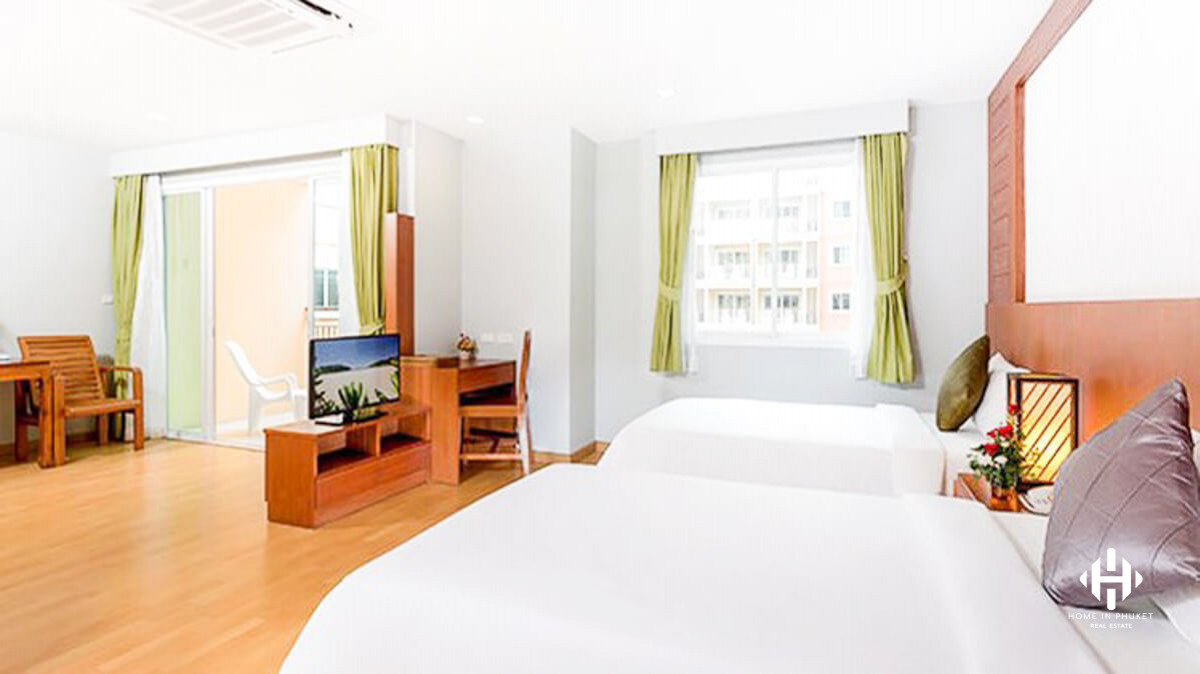Delighting Boutique Hotel in Patong