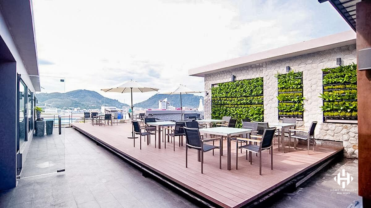 4 Stars Hotel with 204 rooms in Patong