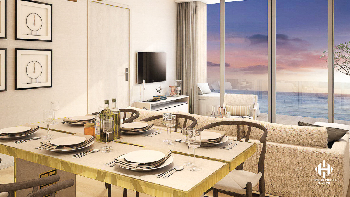 1 Bed Sea View Condo in Karon