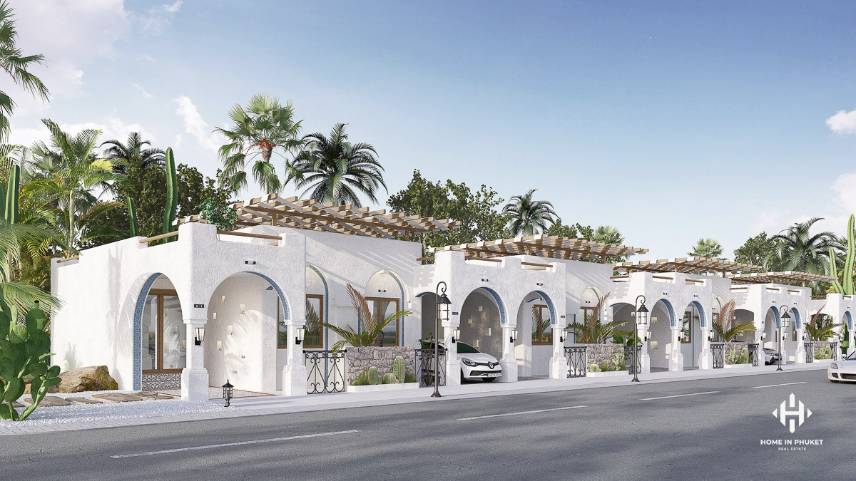 Moroccan Style Townhouses in Cape Yamu