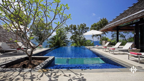 Open sea view residence near Patong Beach