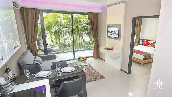 One Bedroom Condo in Rawai