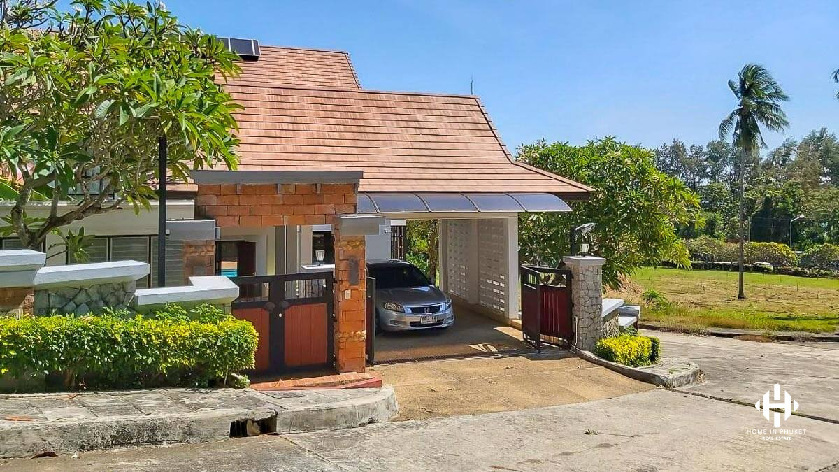 Luxurious Modern Thai Villa in Rawai