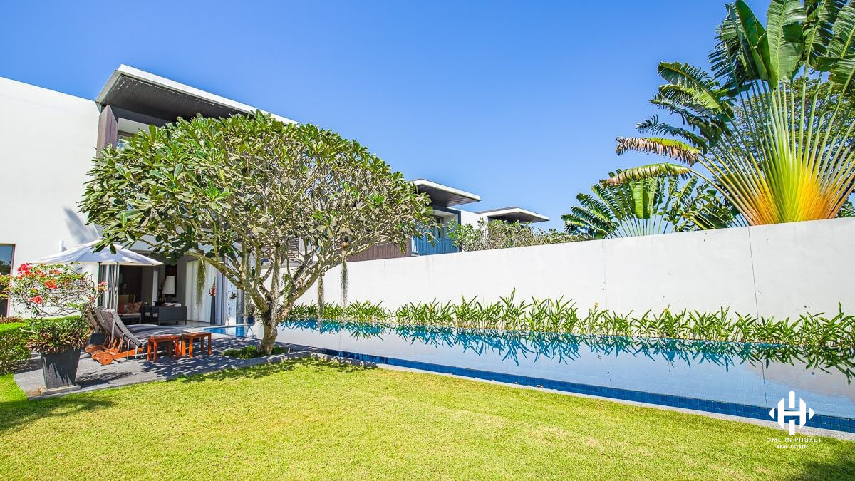 Elegant 3-Bed Pool Villa in Yamu