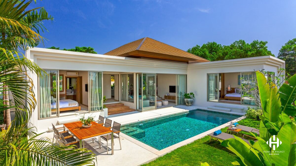 Splendid Pool Villas in Cherng Talay