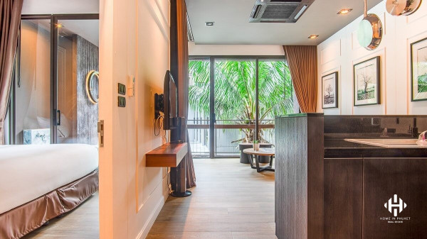 Spacious 1 Bed Condo in Rawai