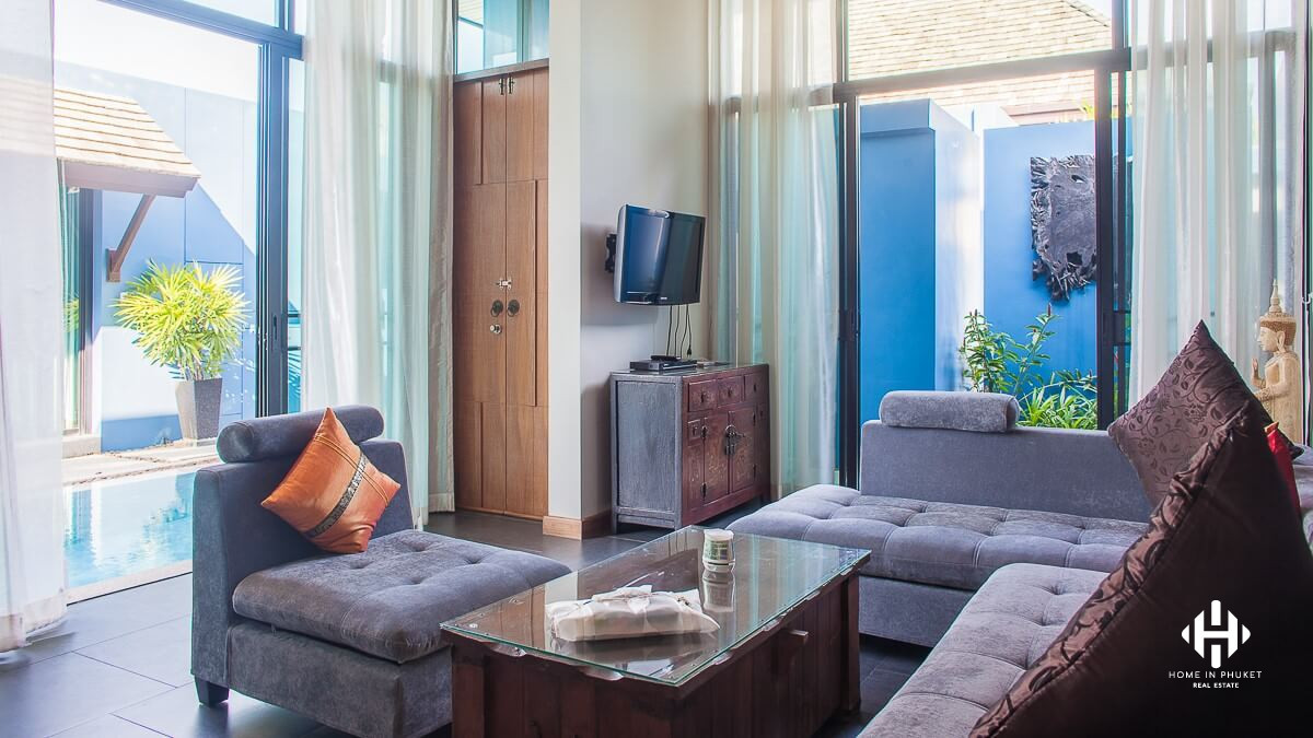 Boutique 2 Beds villa in Cherng Talay