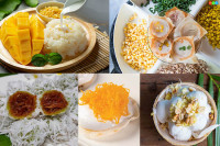 Five Must-Try Thai Desserts