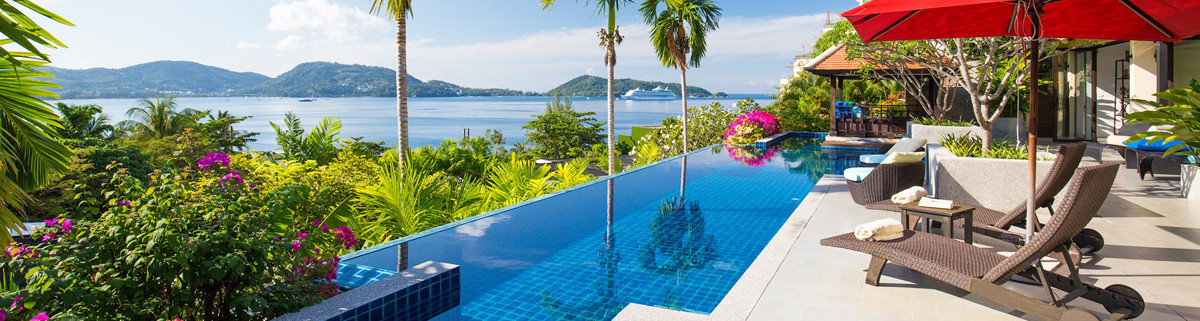 Sea View Property for Sale in Phuket