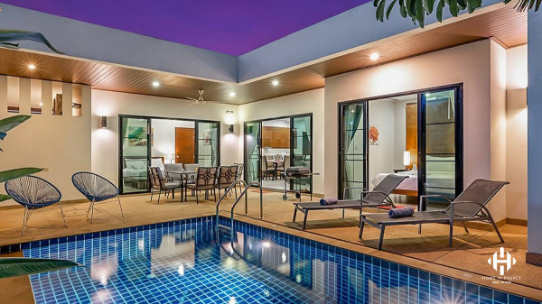 Pristine Pool Villa near Rawai Beach